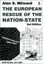 The European Rescue of the Nation State - 2nd Edition book cover