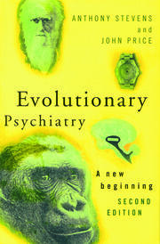 Evolutionary Psychiatry, second edition - 2nd Edition book cover
