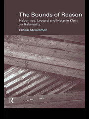 The Bounds of Reason - 1st Edition book cover