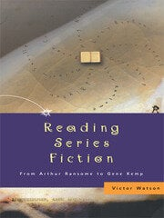 Reading Series Fiction - 1st Edition book cover