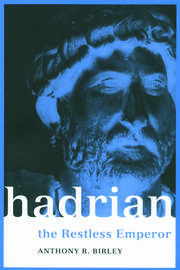 Hadrian - 1st Edition book cover