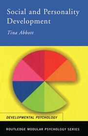 Social and Personality Development - 1st Edition book cover