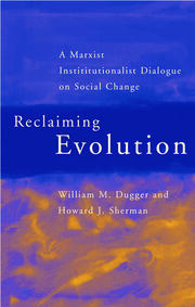Reclaiming Evolution - 1st Edition book cover