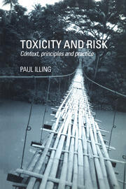 Toxicity and Risk - 1st Edition book cover
