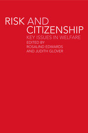 Risk and Citizenship - 1st Edition book cover