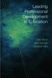 Leading Professional Development in Education OU Reader - 1st Edition book cover