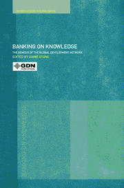 Banking on Knowledge - 1st Edition book cover