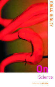 On Science - 1st Edition book cover