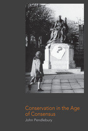 Conservation in the Age of Consensus - 1st Edition book cover