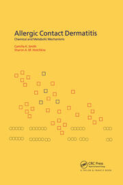 Allergic Contact Dermatitis - 1st Edition book cover