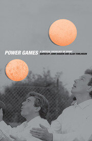 Power Games - 1st Edition book cover