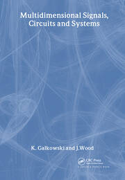 Multidimensional Signals, Circuits and Systems - 1st Edition book cover