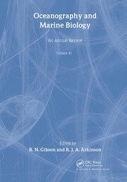 Oceanography and Marine Biology, An Annual Review, Volume 41: An Annual Review: Volume 41