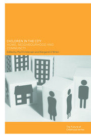 Children in the City - 1st Edition book cover