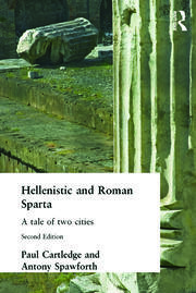 Hellenistic and Roman Sparta - 2nd Edition book cover