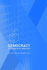 Democracy - 1st Edition book cover