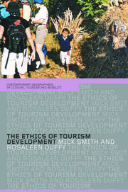 The Ethics of Tourism Development - 1st Edition book cover