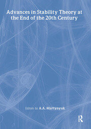 Advances in Stability Theory at the End of the 20th Century
