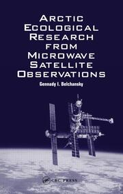 Arctic Ecological Research from Microwave Satellite Observations