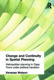 Change and Continuity in Spatial Planning - 1st Edition book cover