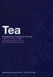 Tea: Bioactivity and Therapeutic Potential
