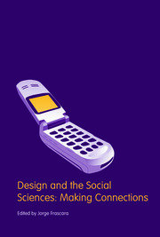 Design and the Social Sciences - 1st Edition book cover