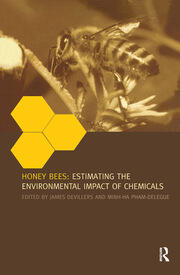 Honey Bees: Estimating the Environmental Impact of Chemicals