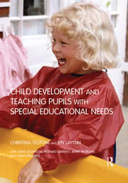 Child Development and Teaching Pupils with Special Educational Needs - 1st Edition book cover