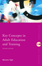 Key Concepts in Adult Education and Training - 2nd Edition book cover