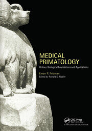 Medical Primatology - 1st Edition book cover