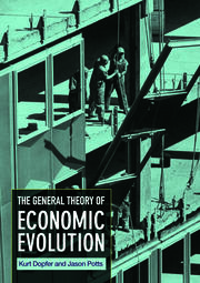 The General Theory of Economic Evolution - 1st Edition book cover
