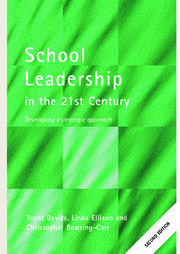 School Leadership in the 21st Century - 2nd Edition book cover