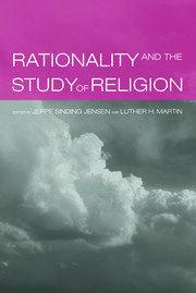 Rationality and the Study of Religion - 1st Edition book cover