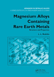 Magnesium Alloys Containing Rare Earth Metals: Structure and Properties