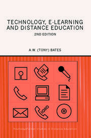 Technology, e-learning and Distance Education - 2nd Edition book cover