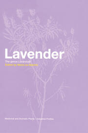 Lavender: The Genus Lavandula