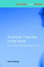 American Theorists of the Novel - 1st Edition book cover