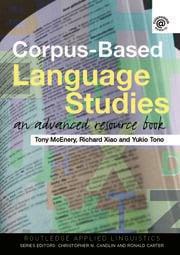 Corpus-Based Language Studies: An Advanced Resource Book