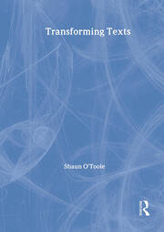 Transforming Texts - 1st Edition book cover