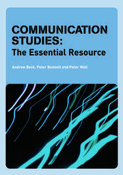 Communication Studies - 1st Edition book cover
