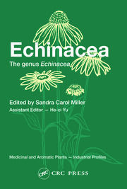 Echinacea - 1st Edition book cover