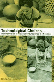 Technological Choices - 1st Edition book cover