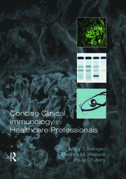 Concise Clinical Immunology for Healthcare Professionals - 1st Edition book cover