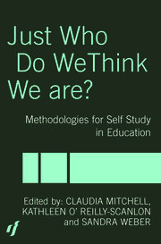 Just Who Do We Think We Are? - 1st Edition book cover