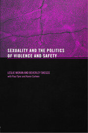 Sexuality and the Politics of Violence and Safety - 1st Edition book cover