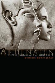 Akhenaten - 1st Edition book cover