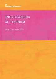 Encyclopedia of Tourism - 1st Edition book cover