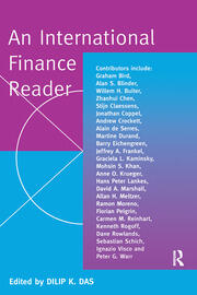 An International Finance Reader - 1st Edition book cover