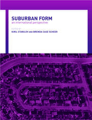 Suburban Form - 1st Edition book cover