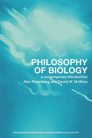 Philosophy of Biology - 1st Edition book cover